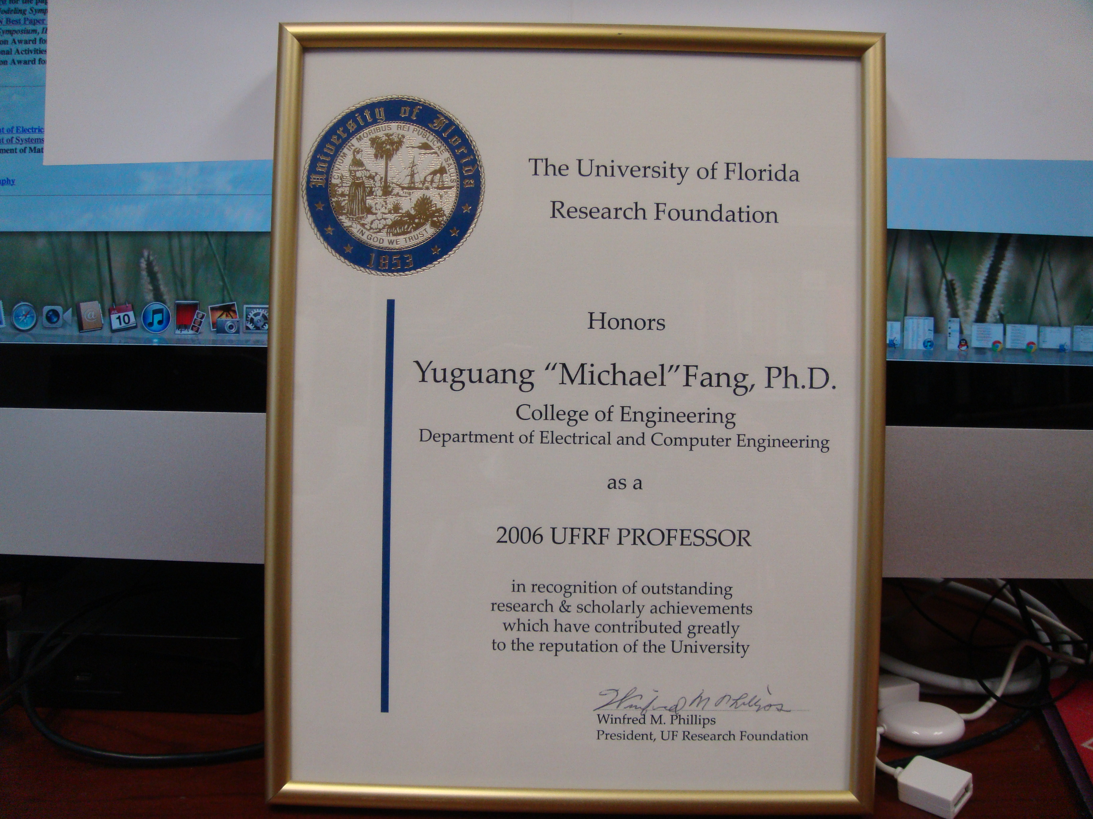 uf research paper yuguang fang s home page university of florida university of florida research foundation ufrf